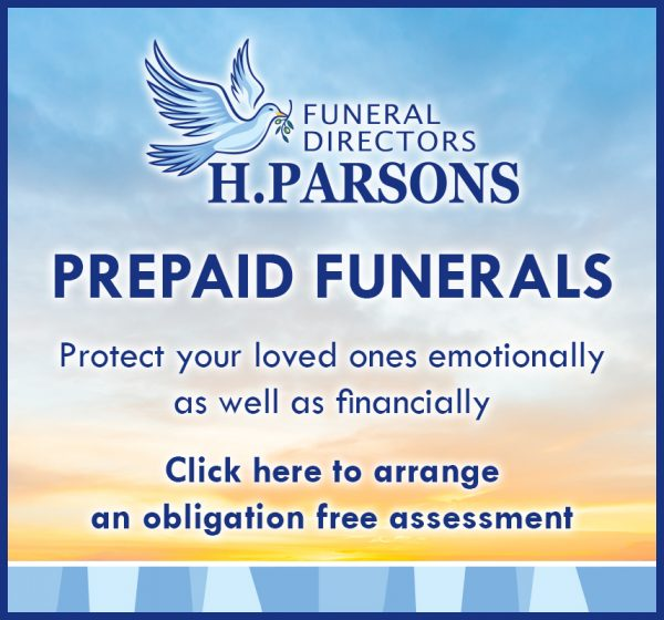H.Parsons Pre Paid Specialists